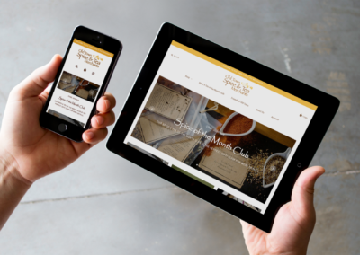 Responsive E-commerce Websites | Old Town Spice & Tea Merchants
